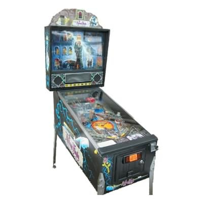 The Modern Addams Family Pinball 02